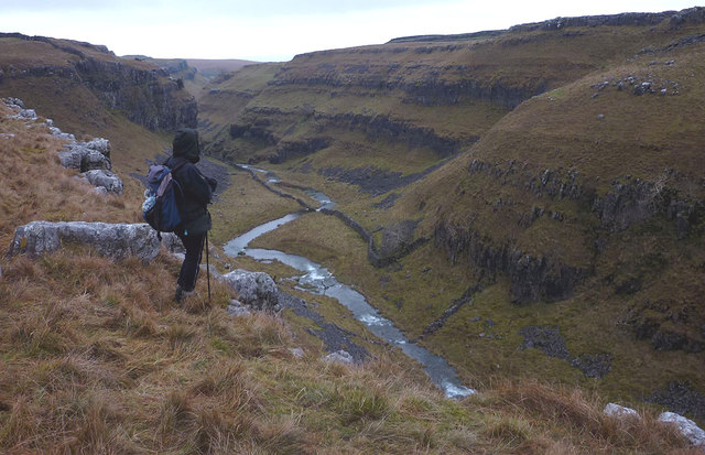 Gordale - the Grand Canyon of the Dales?