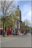 SJ4066 : Chester Town Hall and Tourist Centre by Bill Harrison