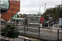 TQ2850 : Redhill Bus Station by N Chadwick