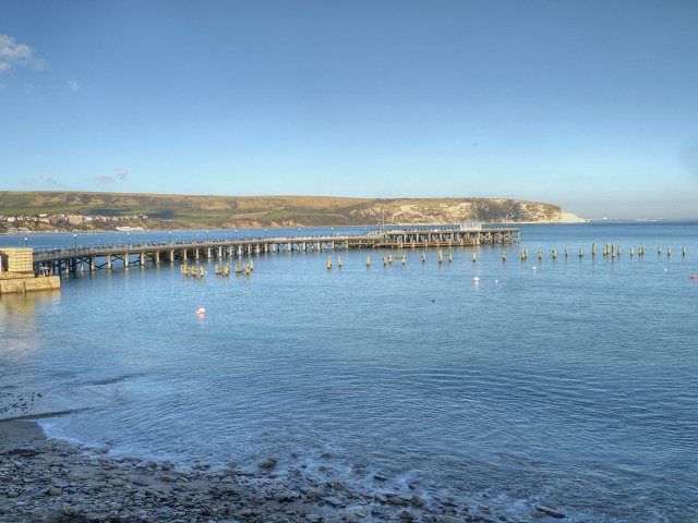 Swanage Piers