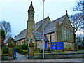 SD9209 : The Parish Church of St Mary, High Crompton by Alexander P Kapp