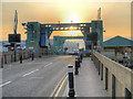 SZ0090 : Poole Bridge by David Dixon