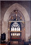 SK3871 : St Mary & All Saints, Chesterfield - Chancel arch by John Salmon