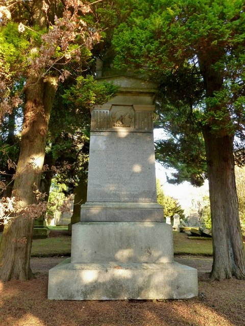 The McMillan Monument