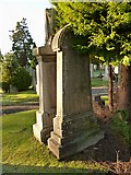 NS4076 : Memorial to Robert Ritchie, Engineer by Lairich Rig