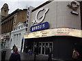 TQ3582 : Genesis Cinema on Mile End Road by Bikeboy