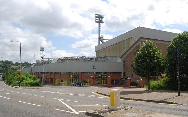 Carrow Road Stadium