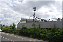 TG2407 : Carrow Road Stadium by N Chadwick