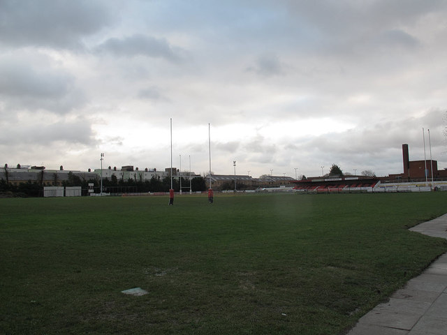 Blackheath rugby pitches