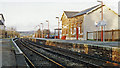 TQ4923 : Buxted station, 1990 by Ben Brooksbank