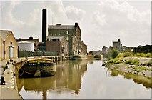 TA1031 : River Hull, Stoneferry, Kingston upon Hull by Bernard Sharp