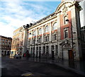 ST3188 : Grade II listed former head post office, Newport by Jaggery