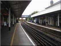 TQ0471 : Platform 2 by Shaun Ferguson