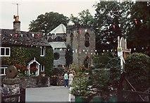SK2375 : St Martin, Stoney Middleton by John Salmon