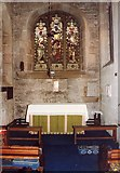 SK2381 : St Michel & All Angels, Hathersage - Chapel by John Salmon