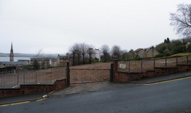 Site of Highholm School