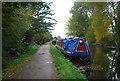 TQ3590 : Narrowboat, Lea Navigation by N Chadwick