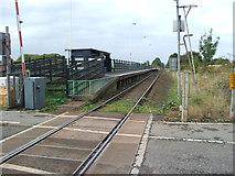 NZ5315 : Gypsy Lane railway station, Yorkshire by Nigel Thompson