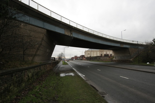 Market Street Flyover, Mexborough