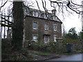 SU1984 : Wanborough House, Wanborough Road by Vieve Forward