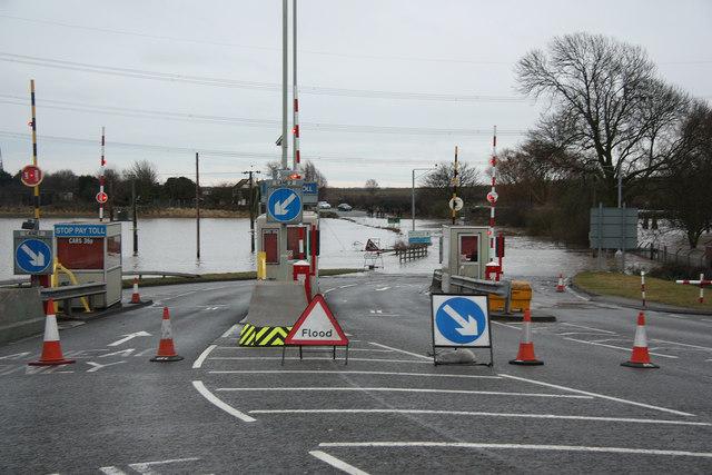 Dunham Bridge toll