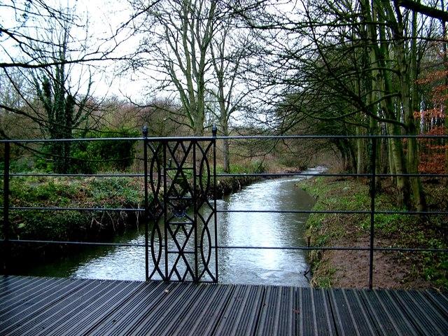 Bridge over The Cut, Bretton