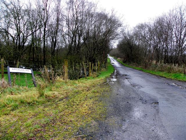 Crocknacor Road