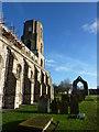 TG1001 : Wymondham Abbey by pam fray