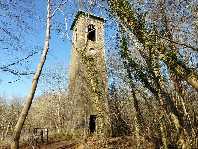 Bathford Hill, Brown's Folly