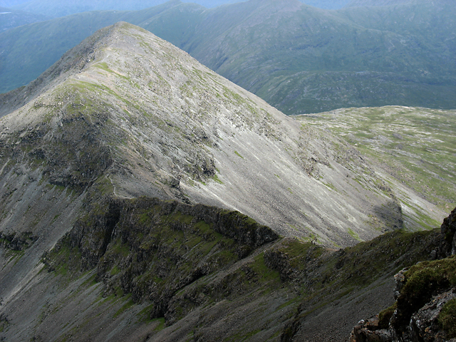 View from Ben More