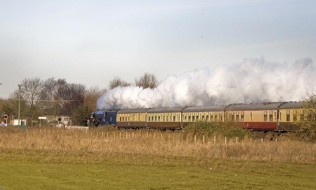 Appleford Crossing