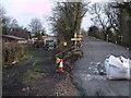 SU1089 : Bridge reconstruction, Tadpole Lane by Vieve Forward