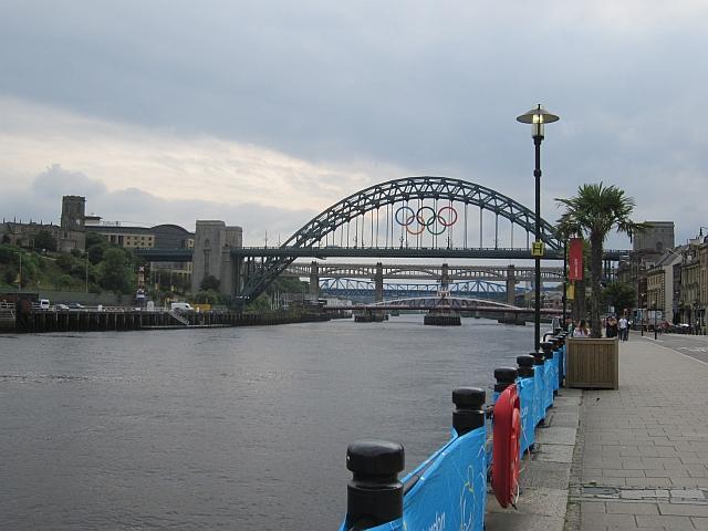 River Tyne: Newcastle and Gateshead