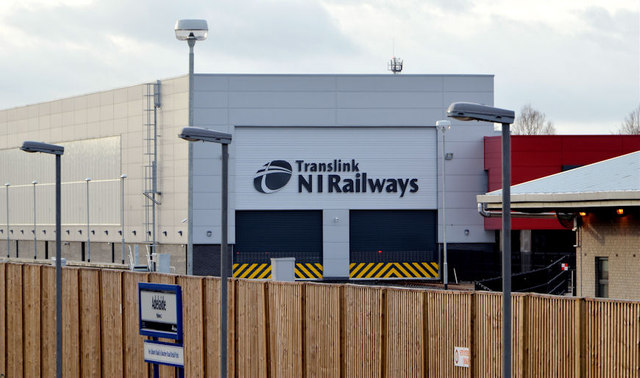 New train maintenance depot, Belfast (42)