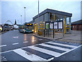 SD7108 : Newport Street Bus Stands by David Dixon