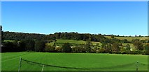 ST7693 : Synwell playing fields, Wotton-Under-Edge by nick macneill