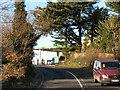 SY9980 : A351 Valley Road by David Dixon