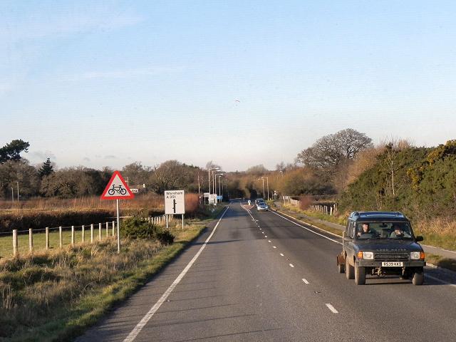 A351, Stoborough Green