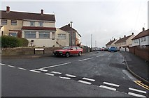 ST1166 : McQuade Place, Barry Island by Jaggery