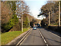 SY9289 : A351 Sandford Road (Northbound) by David Dixon