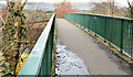 J3469 : Footbridge, Newtownbreda, Belfast by Albert Bridge
