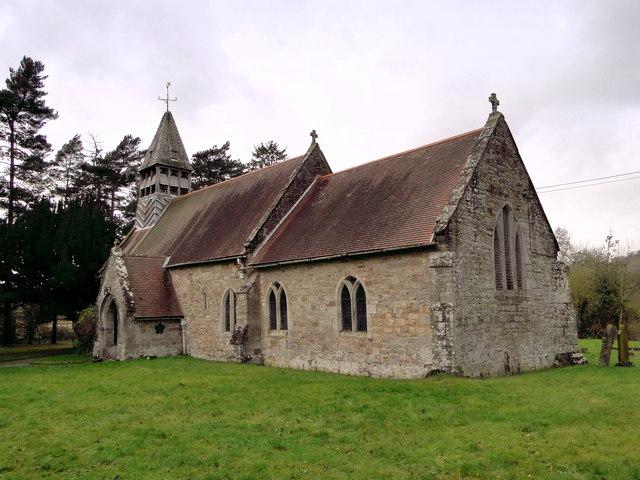 St Luke, Ullingswick