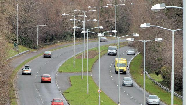 The Belvoir Road, Belfast (1)