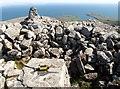 NG0486 : Roineabhal Summit Cairn by Rude Health
