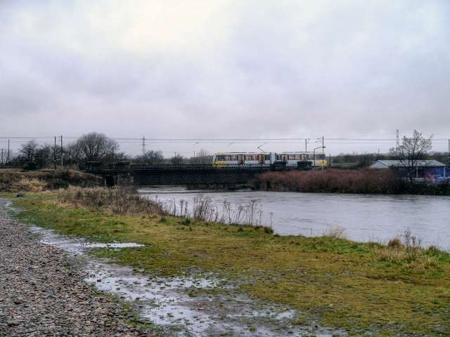 River Irwell, Warth Fold