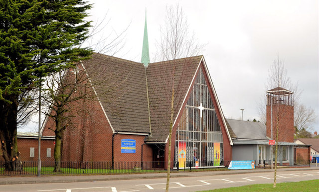 The Church of the Pentecost (CoI), Mount Merrion, Belfast (1)