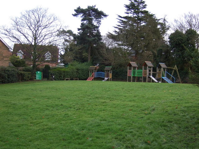 Children's playground, Kirklevington
