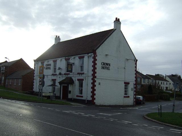 The Crown Inn, Kirklevington