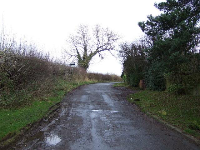Red Hall Lane, Kirklevington