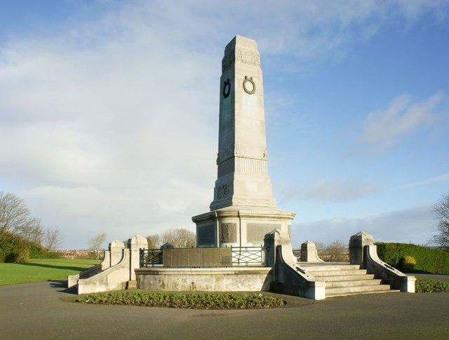 Barrow Cenotaph